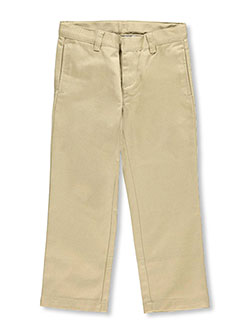 "Lee Uniforms Little Boys' ""Core"" Slim Straight Pants - CookiesKids.com"