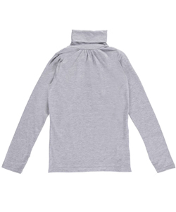 "French Toast Little Girls' ""Ruched"" Turtleneck (Sizes 4 – 6X) - CookiesKids.com"