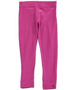 French Toast Little Girls' Basic Stretch Leggings (Sizes 4 – 6X) - CookiesKids.com