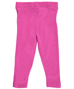 "French Toast Baby Girls' ""Heathered Basic"" Leggings - CookiesKids.com"