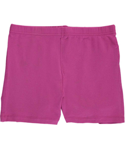 French Toast Little Girls' Classic Bike Shorts (Sizes 4 – 6X) - CookiesKids.com