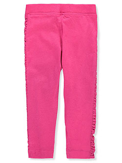 "French Toast Baby Girls' ""Ruched Sides"" Leggings - CookiesKids.com"