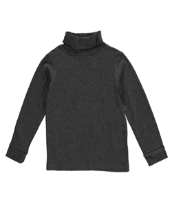 "French Toast Little Boys' Toddler ""Basic"" Turtleneck (Sizes 2T – 4T) - CookiesKids.com"