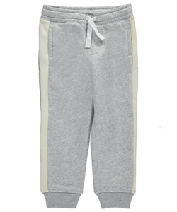 "French Toast Little Boys' Toddler ""Upside"" Fleece Joggers (Sizes 2T – 4T) - CookiesKids.com"