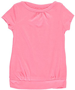 "French Toast Baby Girls' ""Banded"" T-Shirt - CookiesKids.com"