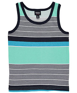 "French Toast Little Boys' ""Panorama"" Tank Top (Sizes 4 – 7) - CookiesKids.com"