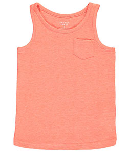 "French Toast Little Girls' ""Cali Cool"" Tank Top (Sizes 4 – 6X) - CookiesKids.com"