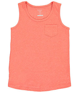 "French Toast Big Girls' ""Cali Cool"" Tank Top (Sizes 7 – 16) - CookiesKids.com"