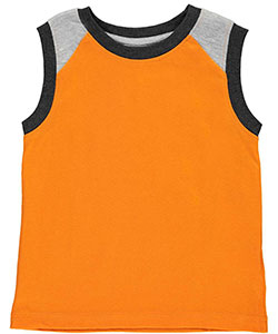 "French Toast Baby Boys' ""Muscle"" Sleeveless T-Shirt - CookiesKids.com"