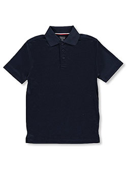 French Toast Little Boys' Performance Polo (Sizes 4 – 7) - CookiesKids.com
