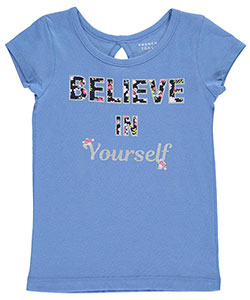 French Toast Little Girls' Toddler T-Shirt (Sizes 2T – 4T) - CookiesKids.com