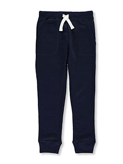 French Toast Big Boys' Fleece Joggers (Sizes 8 – 20) - CookiesKids.com