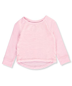 French Toast Baby Girls' L/S Sweatshirt - CookiesKids.com