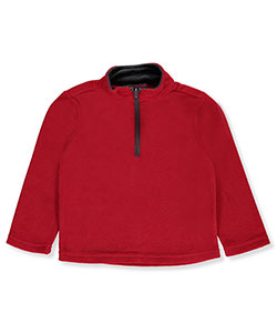 French Toast Baby Boys' L/S Microfleece Top - CookiesKids.com