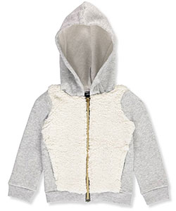 French Toast Baby Girls' Hoodie - CookiesKids.com