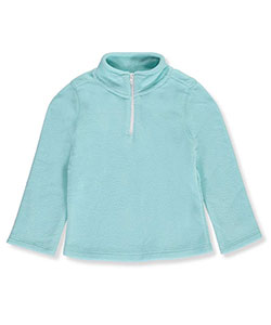 French Toast Baby Girls' L/S Microfleece Top - CookiesKids.com