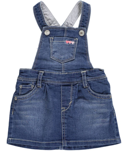 "Levi's Baby Girls' ""Triple Heart"" Jumper - CookiesKids.com"