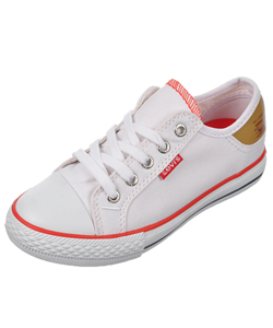 "Levi's Boys ""Stan Buck"" Low-Top Sneakers (Youth Sizes 3.5 – 7) - CookiesKids.com"