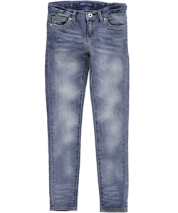 "Levi's Big Girls' ""Frozen Lake"" Denim Leggings (Sizes 7 – 16) - CookiesKids.com"