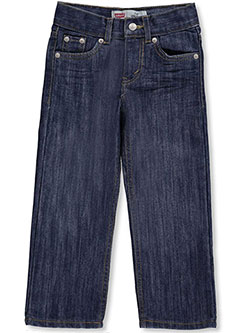 Levi's Little Boys' 514 Straight Fit Jeans (Sizes 4 – 7) - CookiesKids.com