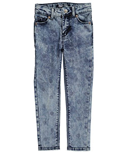 "Levi's Little Girls' Toddler ""Scratch Dot"" Denim Leggings (Sizes 2T – 4T) - CookiesKids.com"