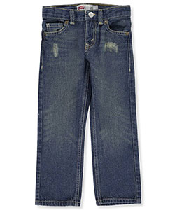 Levi's Little Boys' 511 Slim Fit Jeans (Sizes 4 – 7X) - CookiesKids.com