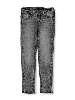 "Levi's Big Girls' ""Smokestack"" Denim Leggings (Sizes 7 – 16) - CookiesKids.com"