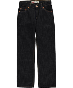 Levi's Big Boys' 514 Straight Fit Jeans (Sizes 8 – 20) - CookiesKids.com