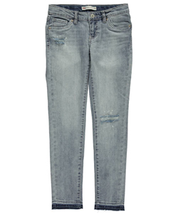 Levi's Big Girls' 710 Ankle Super Skinny Jeans (Sizes 7 – 16) - CookiesKids.com