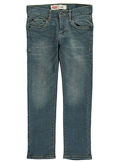 Levi's Big Boys' 510 Slim Fit Jeans (Sizes 8 – 20) - CookiesKids.com