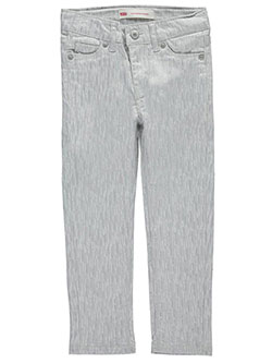 "Levi's Little Girls' ""Brushstroke"" Super Skinny Jeans (Sizes 4 – 6X) - CookiesKids.com"
