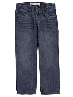 Levi's Big Boys' 514 Straight Jeans (Sizes 8 – 20) - CookiesKids.com