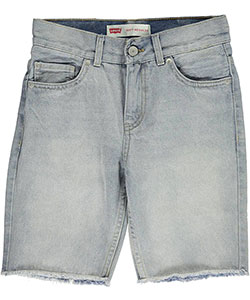 Levi's Big Boys' 505 Regular Fit Shorts (Sizes 8 – 20) - CookiesKids.com