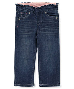 Levi's Baby Girls' Slim Straight Jeans - CookiesKids.com