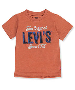 Levi's Little Boys' T-Shirt (Sizes 4 – 7) - CookiesKids.com