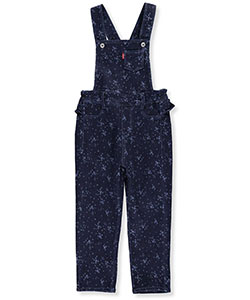 Levi's Little Girls' Toddler Overalls (Sizes 2T – 4T) - CookiesKids.com