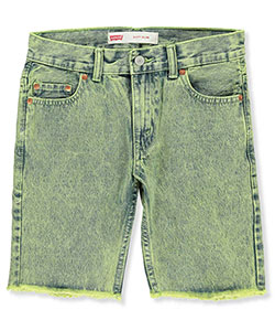 Levi's Boys' 511 Slim Cutoff Shorts - CookiesKids.com