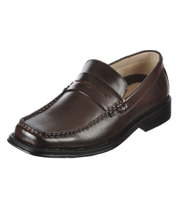 "Easy Strider Boys ""Buxton"" Penny Loafers (Youth Sizes 4 – 7) - CookiesKids.com"
