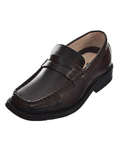 "Easy Strider Boys' ""Buxton"" Penny Loafers (Toddler Sizes 6 – 12) - CookiesKids.com"