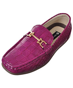 Easy Strider Boys' Faux Snakeskin Loafers (Toddler Sizes 6 – 12) - CookiesKids.com
