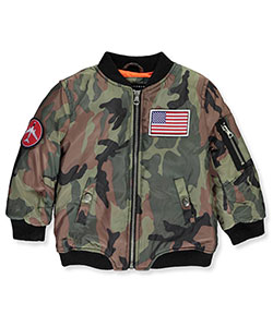 Twenty/Twenty Baby Boys' Flight Jacket - CookiesKids.com