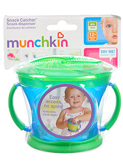 Munchkin Snack Catcher Snack Dispenser - CookiesKids.com