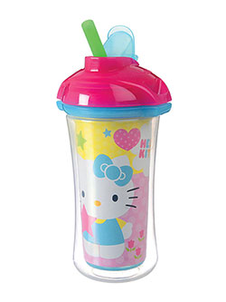 "Hello Kitty by Munchkin ""Star Power"" Insulated Straw Cup (9 oz.) - CookiesKids.com"