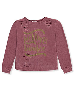 Miss Popular Big Girls' Top (Sizes 7 – 16) - CookiesKids.com