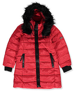 XOXO Little Girls' Insulated Parka (Sizes 4 – 6X) - CookiesKids.com