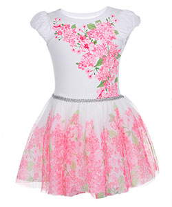 Nannette Girls' Dress - CookiesKids.com