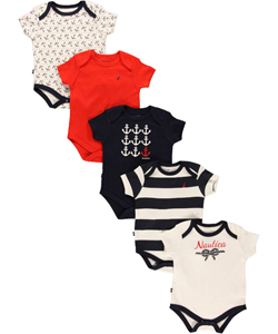 Nautica Baby Girls'