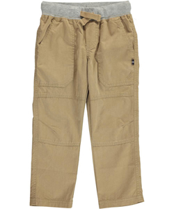 "Nautica Little Boys' Toddler ""Bandon"" Pants (Sizes 2T – 4T) - CookiesKids.com"