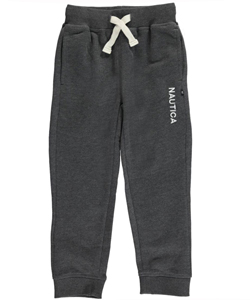 "Nautica Little Boys' ""Rudolph"" Sweatpants (Sizes 4 – 7X) - CookiesKids.com"