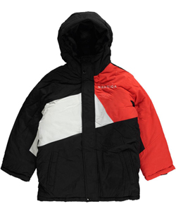 "Nautica Big Boys' ""Frosted Sail"" Insulated Jacket (Sizes 8 – 20) - CookiesKids.com"